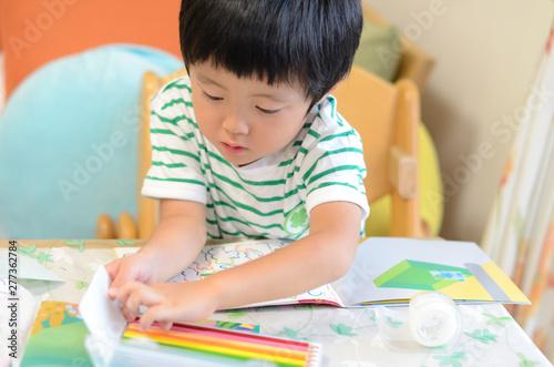 Carta da parati  子供