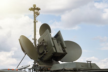 Military Radar Mobile Complex