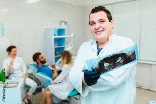 Fotografia, Obraz  Dental clinic