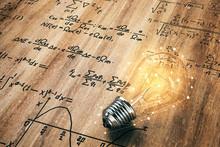Idea And Algorithm Concept