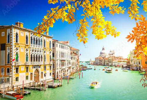 Obrazy Wenecja  grand-canal-venice-italy