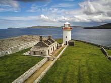 Ruins Of Lighthouse Keepers Ho...