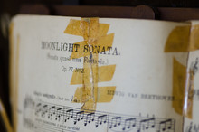 Old Vintage Moonlight Sonata N...