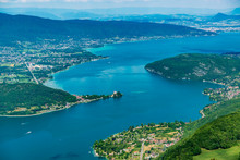 Beautiful Lake Annecy From Abo...