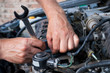 Car mechanic repair auto