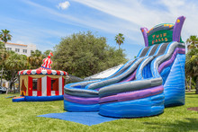 Inflated Vintage Colorful Patr...