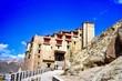 canvas print picture - Leh Palace ,ladakh