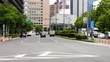 Busy Streets in Tokio, Capital of Japan, Asia
