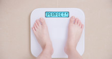 Lose Weight Concept With Scale