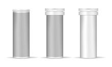 Medical Pill Cylinder Box, Rea...