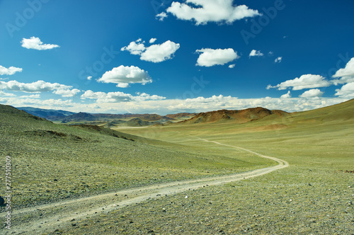 Photo Mongolian Altai
