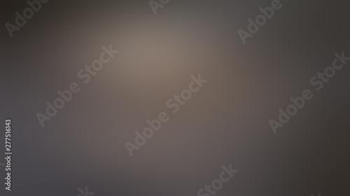 Fotografía  Brown abstract blurred dark gradient background with light gray spots