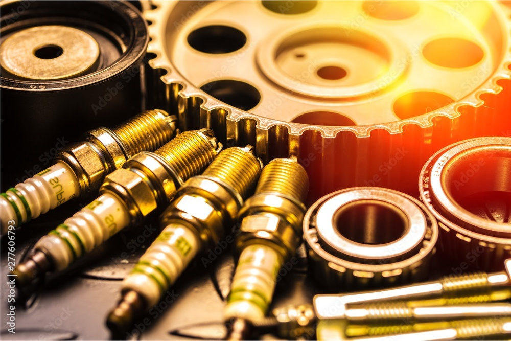 Fototapety, obrazy: Motor.