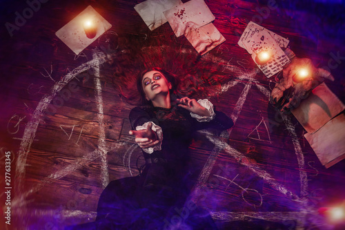 power of spell