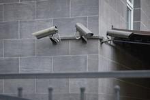 3 Street Surveillance CCTV Cameras