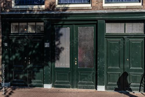 Amsterdam Anne Frank Huis Poster Mural XXL