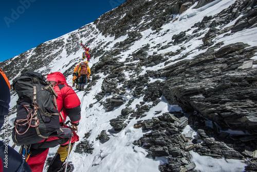 Fototapeta Mount Everest Basecamp Region