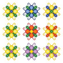 Digital Collage Sheet Circles ...