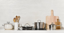 Kitchen Utensils And Stainless...