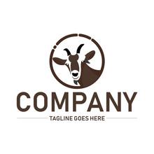 Goat Logo, Inspiration For Ani...