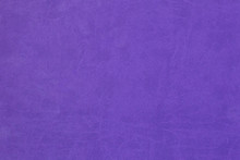 Purple Leatherette Closeup As Background Or Texture