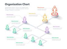 Modern Simple Company Organiza...