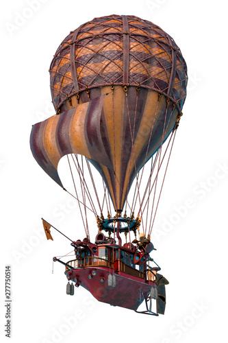 Photo hot air balloon