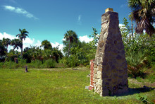 Chimney Remains In South Florida