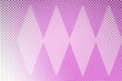 canvas print picture - abstract, pattern, pink, design, wallpaper, geometric, purple, texture, illustration, triangle, blue, light, white, graphic, shape, art, violet, star, paper, backdrop, mosaic, decoration, seamless
