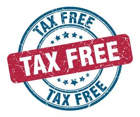 tax free stamp. tax free ro...