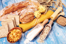Whole Grain Products With Comp...