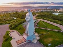 Murmansk, Russia - July 1, 201...