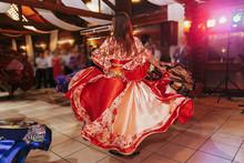 Gypsy Dance Festival, Woman Pe...