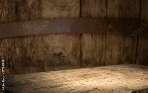 background of barrel shape,...
