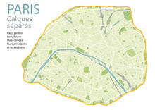 PLAN DE PARIS - ULTRA DETAIL- ...