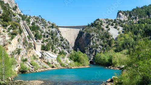 Fotografie, Tablou Green Canyon in Oymapinar Dam area, Antalya, Turkey