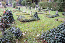 Jewish Section Of The Cemetery...