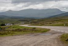 Loch Glascarnoch, A Reservoir ...