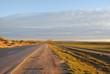 Sur la route un matin lumineux N22