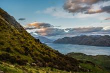 Royce Peak Lake Wanaka (New Ze...