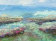 Dreamy Landscape Painting