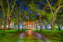 Randolph Hall At College Of Ch...