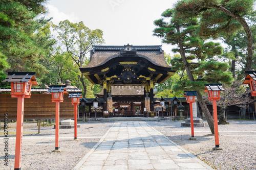 京都 豊国神社 Canvas Print