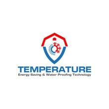 Home Temperature Logo