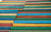 Rainbow Steps Are Going Up In ...