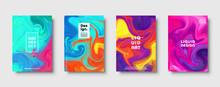 Colorful Abstract Geometric Ba...