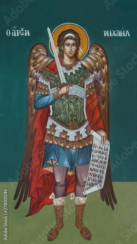 Fotografia, Obraz Archangel Michael
