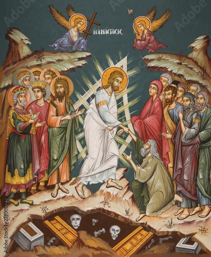 Valokuva Resurrection of Jesus Christ