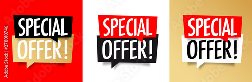 Fotografía Special offer !