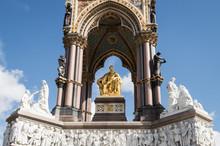 Prince Albert Memorial In Lond...